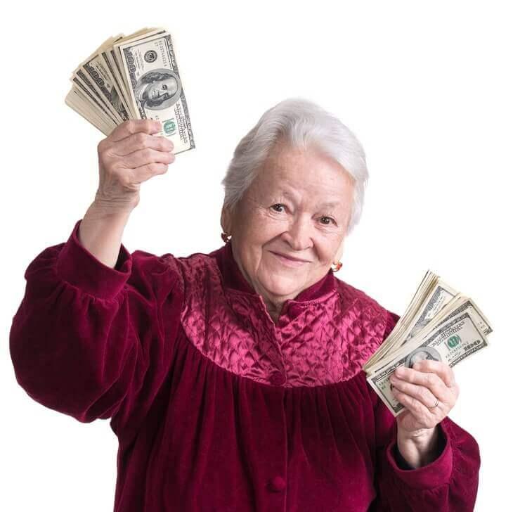 Comprar dólares a amigos o familiares
