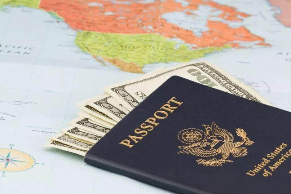 Comprar dólares para viajar